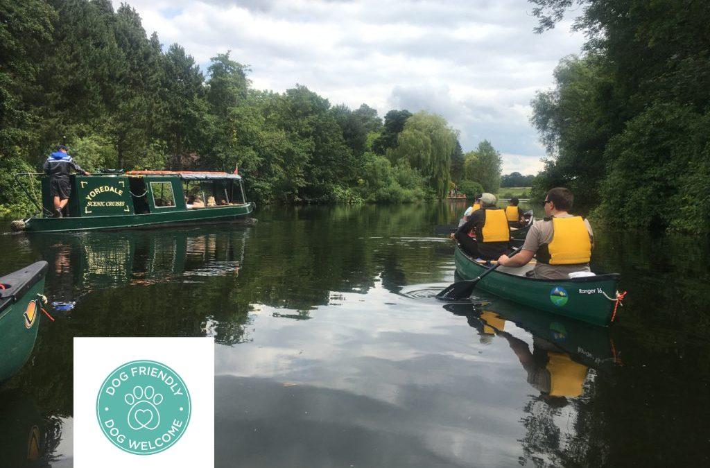 Ripon Boroughbridge Canoe Cruise