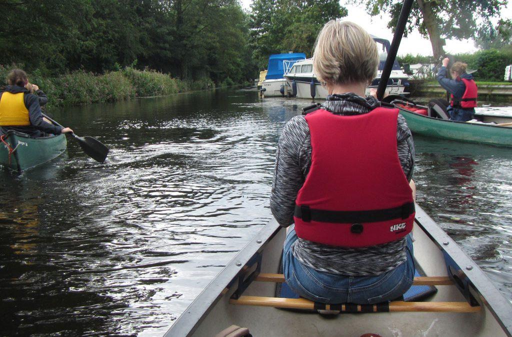 Canoe Paddle & Picnic Trip