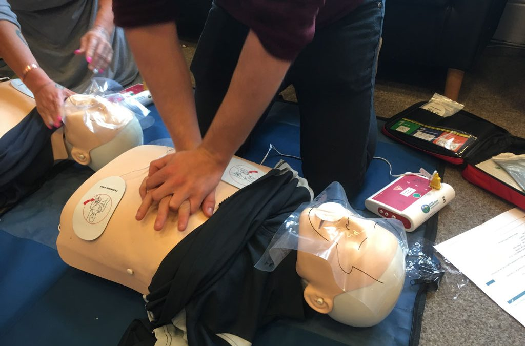 Emergency First Aid at Work (EFAW) Course