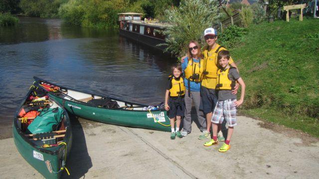 Clendenning Paddle Trip