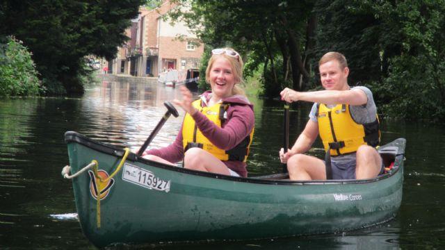 Donaldson River Trip