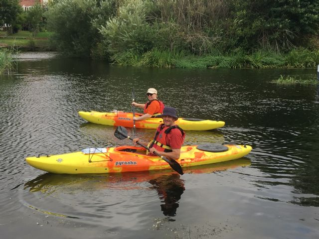Discover Kayaking – Personal Performance Award